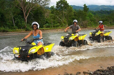 ATV Trail Rides | Vista Ocean Suites