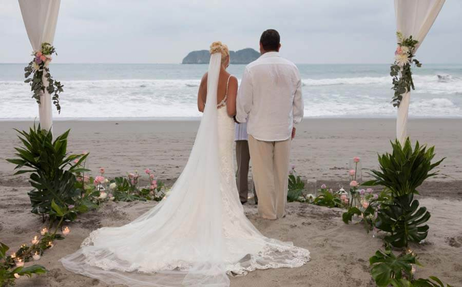 Beach Wedding